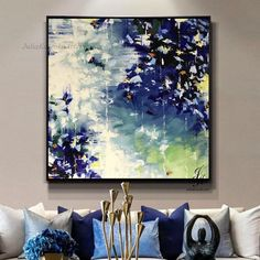 Large Fairy Painting Waiting For Summer Canvas Wall Art Pictures