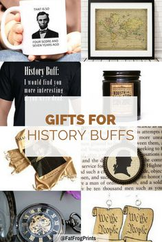 Gifts For History Buffs, Us History, Gift For Lover, Happy Holidays, Best Gifts, Holiday Gifts, Christmas Gifts, Happy Holi, American History