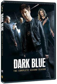 Dark Blue Season 2 DVD Contest