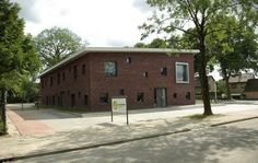 education, green building, velhuizerschool, Ede, Netherlands, Jorissen Simonetti architecten