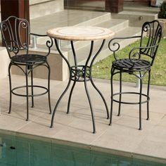 Melton Craft Swivel Bar Stool - Outdoor Furniture Gallery   BBQ's & Outdoor