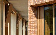 Stanton Williams Architects Stanton Williams, Pavilion, Bristol, Architects, Facade, Windows, Gallery, Wood, Building