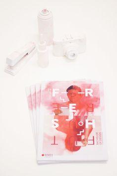 RMIT Pre Selection Kits 2014 By Madeleine Baud Via Behance