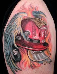 Fire Helmet Large inspiration for David