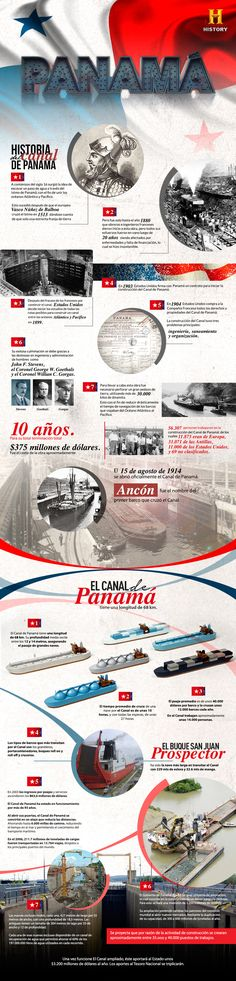Panama: Historia del Canal que Unió al Mundo