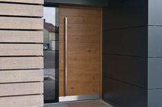 62 Ideas main entrance door modern interior design for 2019 Main Entrance Door, House Entrance, Entry Doors, Modern Front Door, Main Door Design, Door Makeover, Deco Design, Design 24, Design Ideas