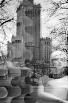 Warsaw reflections by Wioletta Gołębiewska, 2009. S)