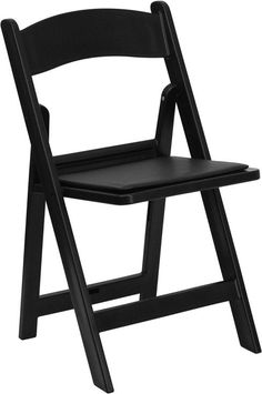 Resin Folding Chair at EventsUber.com Our 1000 lb. Capacity Folding Chair w/ Vinyl Padded Seat is professional grade, durable and ready to setup for your special event. Imagine rows of these folding c