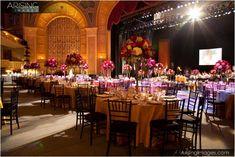my sister's wedding. detroit opera house. unreal.