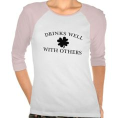 =>quality product          	Drinks Well With Others T Shirt           	Drinks Well With Others T Shirt lowest price for you. In addition you can compare price with another store and read helpful reviews. BuyThis Deals          	Drinks Well With Others T Shirt today easy to Shops & Purchase Onl...Cleck Hot Deals >>> http://www.zazzle.com/drinks_well_with_others_t_shirt-235891954418682122?rf=238627982471231924&zbar=1&tc=terrest