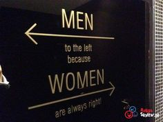 Honestly, I just LOLed after watching these hilarious but creative toilet signs. There's no more brilliant way than these to differentiate between men and - Funny - Check out: Creative Toilet Signs That Are Just Brilliant on Barnorama Bathroom Humor, Bathroom Signs, Restroom Signs, Bathroom Quotes, Bathroom Symbol, Bathroom Doors, Wc Symbol, Toilet Symbol, Funny Signs