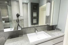 Radiator Libra Audio - Music and harmony will combine together in modern bathroom.