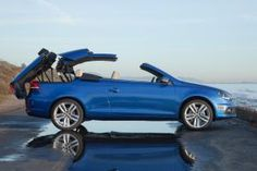 The 15 Least Expensive Convertibles You Can Buy: Volkswagen Eos