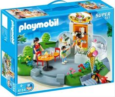 Playmobil ijssalon