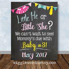 Baby 3 Pregnancy Announcement, Third Baby, Pregnancy Announcement, Sibling Announcement, May 2017 - Digital File 3rd Pregnancy Announcement, Third Baby Announcements, Baby Announcement Pictures, Third Pregnancy, Baby Pregnancy, Erwarten Baby, 3rd Baby, Baby Art, Baby Kids