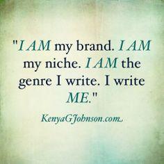I'm a storyteller...