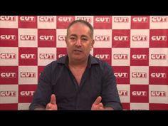 CUT - Convocação de Sérgio Nobre contra o golpe