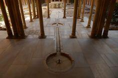 Temple Fountain