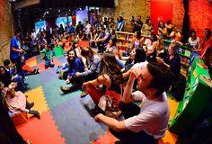 || Rodas de Conversa com autores da Flipinha || Flip - Festa Literária Internacional de Paraty  As Rodas de Conversa abrem espaço na programação da Flipinha para bate-papos informais com autores da literatura infantil e juvenil e abrigam lançamentos de livros. A Flipinha 2016 acontece de 28 de junho a 3 de julho. Todas as atividades são gratuitas. Participe!  (foto de Iberê Périssé)  #Flip #Flip2016 #FLIPse #Flipinha #FlipZona #literatura #educação #OffFlip #SeloOffFlip #cultura #turismo