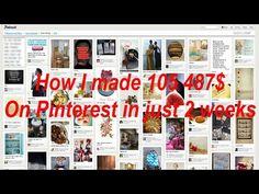 Pinterest Marketing :How i made 105 487$ On Pinterest in just 2 weeks - http://incbizzmarketingtips.com/pinterest-marketing-how-i-made-105-487-on-pinterest-in-just-2-weeks/