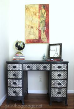 30 Chalk Paint DIY's to Freshen Up Old Furniture