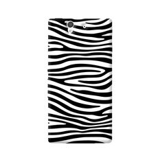 Zebra Sony Xperia Z Case from Cyankart