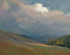 Painting the Wild Blue Yonder, Barry John Raybould