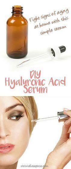 DIY Hyaluronic Acid Serum: Easy Formula for Amazing Skin