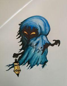 Zelda Poe Watercolor