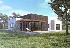 Domy - Kuliński Pracownia Architektoniczna
