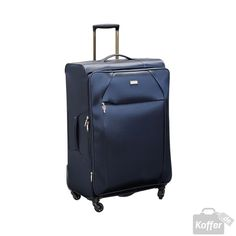 Stratic Unbeatable Trolley M QS navy blue