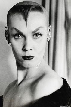 Vintage Hot Look of the Day: Maila Nurmi aka Vampira, 1955 - World of Wonder