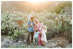 What to Wear for Family Pictures | Johnson Crew | Orange County