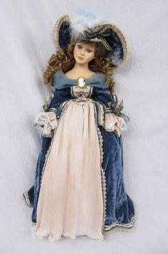Duck House Heirloom Porcelain Doll | eBay
