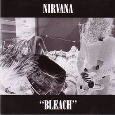 Nirvana - Bleach - Music & Arts. De