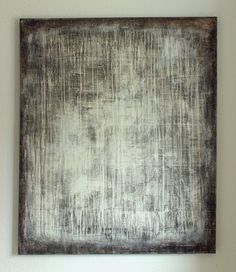 "Saatchi Online Artist CHRISTIAN HETZEL; Painting, ""changing season 02"" #art"