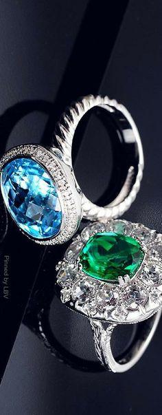 Make that STATEMENT with rings | LBV ♥✤ | BeStayElegant