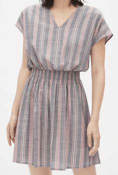 Cute Summer Dresses, Cute Dresses, College Fashion, College Outfits, School Outfits, Casual Dress Outfits, Frack, Affordable Clothes, Cotton Dresses