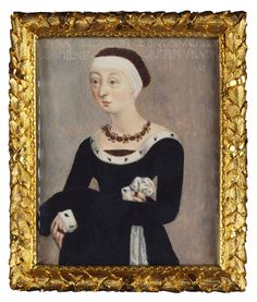 Anna, Duchess of Brunswick-Lüneburg (1440/41-1514) ~ 1595, German royalty