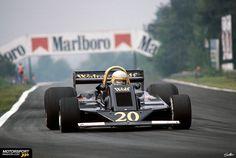 1978 Wolf WR5 - Ford (Jody Scheckter)