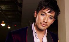 Godfrey Gao as Magnus Bane :D  Wanna know who Iove more than Jace.....MAGNUS!!