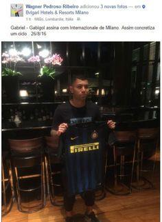 Gabigol é esperado no Santos e será relacionado para jogo com o Figueira…
