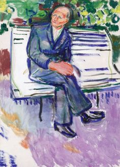 The Athenaeum - Rolf Hansen (1943) (Edvard Munch - )