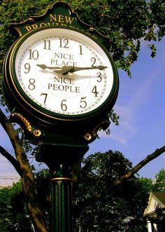 New Providence Clock New Providence, The Neighbourhood, Clock, Patio, Nice, Places, Watch, The Neighborhood, Clocks