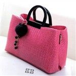 Casual PU Purity Cool Style Star-magazine-style Women's Bags DTH-274369