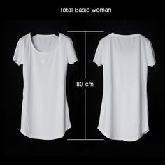 t-shirt porta occhiali total basic woman