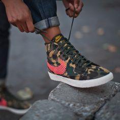 Nike wmns Blazer Jacquard Mid