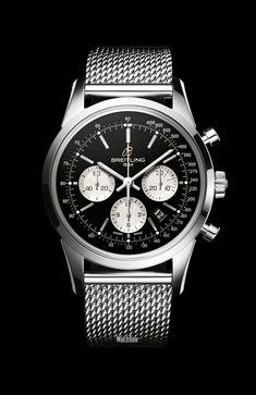 Breitling: the Transocean Chronograph Limited Edition #BreitlingForMen