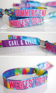 Festival Wedding Wristbands x 100 pcsThe Effective Pictures We Offer You About Festival Wedding table A quality picture can tell you many things. You can find the most beautiful pictures that can be presented to you about Festival Wedding tipi in t Seaside Wedding, Beach Wedding Favors, Summer Wedding, Dream Wedding, Festival Themed Party, Festival Wedding, Coachella, Wedding Stationery, Wedding Invitations