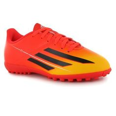 adidas | adidas F5 TRX Childrens Astro Turf Trainers | adidas Speed Boot Room